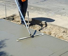 Concrete Footpaths